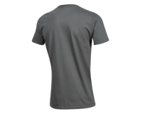 Image 2 for Pearl Izumi Organic Cotton T-Shirt (Stamp Charcoal) (XL)