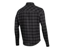 Image 2 for Pearl Izumi Rove Longsleeve Shirt (Black/Phantom Plaid) (S)