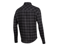 Image 2 for Pearl Izumi Rove Longsleeve Shirt (Black/Phantom Plaid) (2XL)