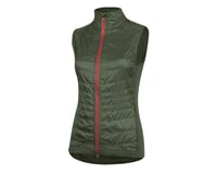 Image 1 for Pearl Izumi Women's Blvd Merino Vest (Forest) (XL)