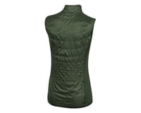 Image 2 for Pearl Izumi Women's Blvd Merino Vest (Forest) (XL)