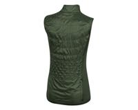 Image 2 for Pearl Izumi Women's Blvd Merino Vest (Forest) (XS)