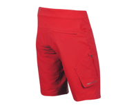 Image 2 for Pearl Izumi Canyon Shell Short (Torch Red) (38)