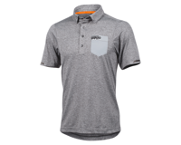Image 1 for Pearl Izumi Versa Polo (Grey) (XL)