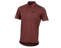 Image 1 for Pearl Izumi Versa Polo (Russet) (XL)