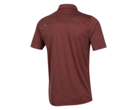 Image 2 for Pearl Izumi Versa Polo (Russet) (XL)
