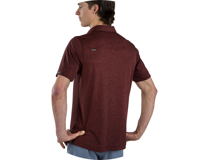 Image 3 for Pearl Izumi Versa Polo (Russet) (XL)