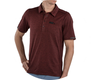 Image 4 for Pearl Izumi Versa Polo (Russet) (XL)