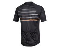 Image 2 for Pearl Izumi Canyon Jersey (Black/Berm Brown Slope) (2XL)