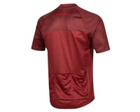 Image 2 for Pearl Izumi Canyon Jersey (Russet/Torch Red Static) (L)