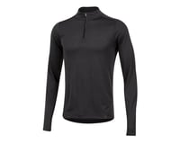 Image 1 for Pearl Izumi Blvd Merino 1/4 Zip (Phantom) (XL)