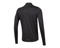Image 2 for Pearl Izumi Blvd Merino 1/4 Zip (Phantom) (XL)