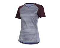 Image 1 for Pearl Izumi Women's Launch Jersey (Plumb Perfect/Eventide Vert) (S)