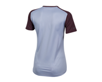 Image 2 for Pearl Izumi Women's Launch Jersey (Plumb Perfect/Eventide Vert) (XL)