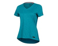 Pearl Izumi Women's Performance Short Sleeve T Shirt (Teal)
