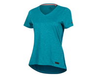 Image 1 for Pearl Izumi Women's Performance T Shirt (Teal) (S)