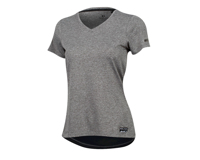 Image 1 for Pearl Izumi Women's Performance T Shirt (Grey) (S)