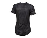 Image 2 for Pearl Izumi Women's Canyon Jersey (Black/Phantom Vert) (XL)