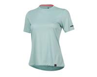 Image 1 for Pearl Izumi Women's BLVD Merino T Shirt (Aquifer) (S)