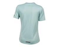 Image 2 for Pearl Izumi Women's BLVD Merino T Shirt (Aquifer) (XL)
