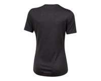 Image 2 for Pearl Izumi Women's BLVD Merino T Shirt (Phantom) (L)