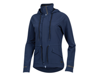 Image 1 for Pearl Izumi Women's Versa Barrier Jacket (Navy) (XS)
