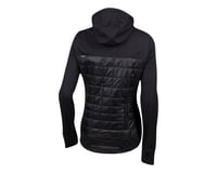 Image 2 for Pearl Izumi Women's Versa Quilted Hoodie (Black) (L)