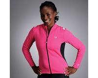Image 3 for Pearl Izumi Women's Sugar Thermal Long Sleeve Jersey (Berry) (Xxlarge)