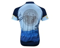 Image 2 for Performance Cycling Jersey (North Carolina) (S)