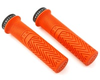 PNW Components Loam Mountain Bike Grips (Safety Orange)