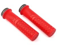 PNW Components Loam Mountain Bike Grips (Really Red)