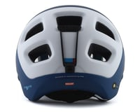 Image 2 for Poc Tectal Race SPIN Helmet (Lead Blue/Hydrogen White Matt) (XL/XXL)