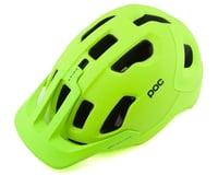 Poc Axion SPIN Helmet (Fluorescent Yellow/Green Matte)