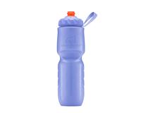 Polar Bottle ZipStream Color Series Water Bottle (Violet) (24oz)