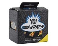 Image 2 for Portland Design Works Yo! Wraps Handlebar Tape (Pizza)