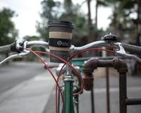 Image 2 for Portland Design Works Bar-ista Coffee Holder (22-26 mm Bar Clamp)