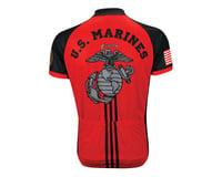 Image 2 for Primal Wear U.S. Marines Vintage Short Sleeve Jersey (Red)