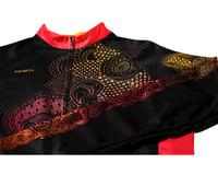 Image 3 for Primal Wear Women's Kashmir Long Sleeve Jersey - Performance Exclusive (Black/Pink)