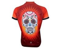 Image 2 for Primal Wear Los Muertos 3.2 Short Sleeve Jersey - Performance Exclusive (Red)