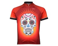 Image 3 for Primal Wear Los Muertos 3.2 Short Sleeve Jersey - Performance Exclusive (Red)
