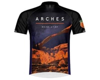 Primal Wear Men's Short Sleeve Jersey (Arches National Park)