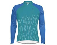 Primal Wear Men's Heavyweight Long Sleeve Jersey (Belford Blue)