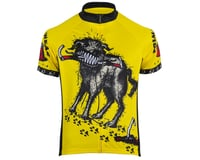 Primal Wear Men's Short Sleeve Jersey (Dog Eat Cog)