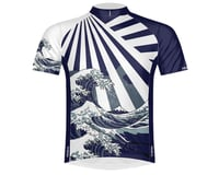 Primal Wear Men's Short Sleeve Jersey (Great Wave)