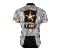 Image 2 for Primal Wear U.S. Army Camo Short Sleeve Jersey (Black) (Small)