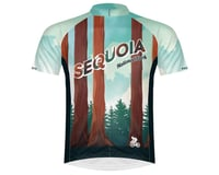 Primal Wear Men's Short Sleeve Jersey (Sequioa National Park)