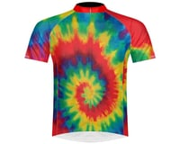 Primal Wear Men's Short Sleeve Jersey (Tie Die)