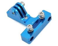 Image 1 for Pro Rear Saddle Rail Camera Mount (Blue)