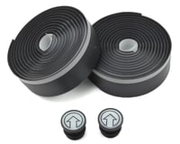 Image 1 for Pro Reflective Control Bar Tape (Black/Reflective Microfiber)