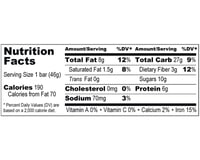 Image 4 for Probar Bite (Peanut Butter Crunch) (12 1.62oz Packets)